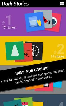 Dark Stories APK screenshot 1