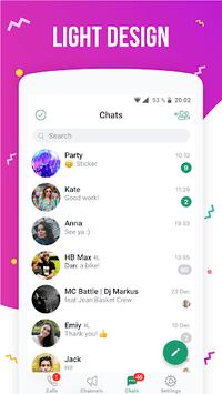 ICQ — Video Calls & Chat Messenger APK screenshot 1