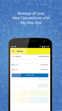 My Idea-Recharge and Payments APK screenshot 1