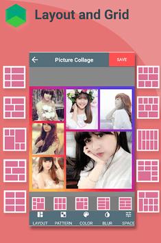 Photo Frame Collage APK screenshot 1
