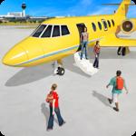 Aeroplane Games: City Pilot Flight icon