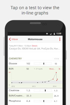 IDEXX VetConnect® PLUS APK screenshot 1