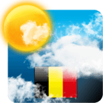 Weather for Belgium + World icon