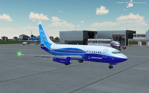 Flight 787 - Advanced - Lite APK screenshot 1