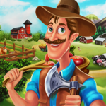 Big Little Farmer Offline Farm icon