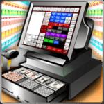 Supermarket Cash Register - Girls Cashier Games icon