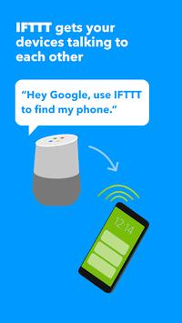 IFTTT APK screenshot 1
