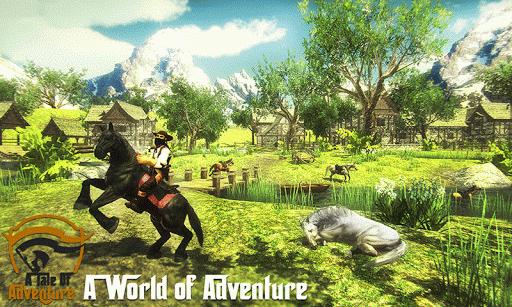 Horse Adventure Quest 3D APK screenshot 1
