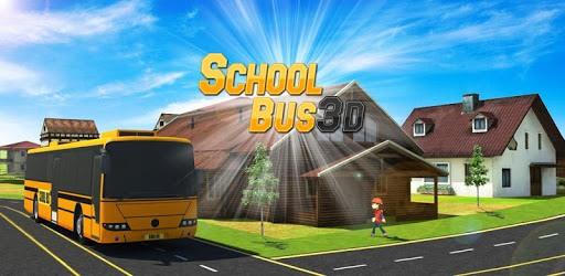 School Bus 3D pc screenshot