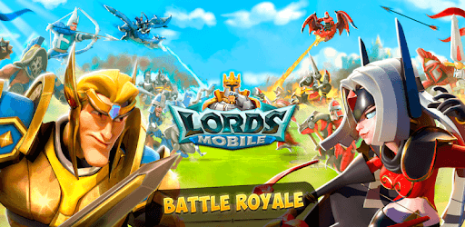 Lords Mobile: Battle of the Empires - Strategy RPG pc screenshot