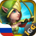 Castle Clash: War of Heroes RU for pc icon