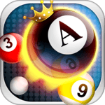 Pool Ace - 8 Ball and 9 Ball Game icon
