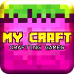 My Craft Crafting Games icon