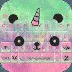 Cuteness Panda Keyboard Theme -  Cute Emojis,Gifs icon