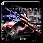 American Gun Keyboard Theme icon