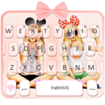 Best Friends Keyboard Theme icon