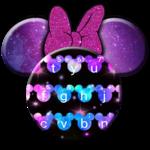 Galaxy Minnies Keyboard icon
