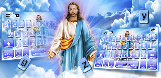 Holy Jesus Keyboard Theme pc screenshot