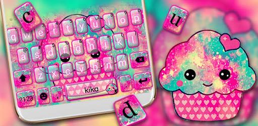Tasty Cupcake Keyboard Theme pc screenshot