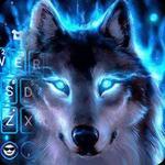 Neonwolf Keyboard Theme icon