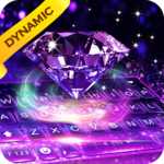 Luxury Diamond keyboard - 3D Live FOR PC