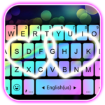 Rainbow Love Fonts Keyboard APK icon