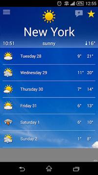 the Weather APK screenshot 1