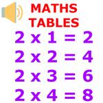 Maths Multiplication Tables APK icon