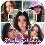 Photo Collage Maker -  Photo Grid & Pic Editor icon