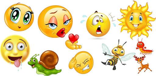 Emoticons for whatsapp pc screenshot