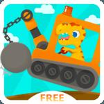 Dinosaur Digger 3 Free icon