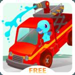Fire Truck Rescue Free icon