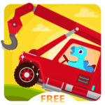Dinosaur Rescue: Trucks icon