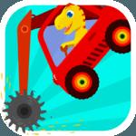 Dinosaur Digger Free icon