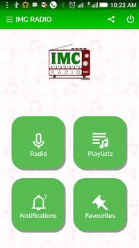 IMCRadio APK screenshot 1