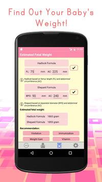 Pregnancy Calculators Pro APK screenshot 1