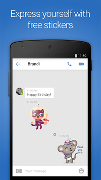 imo free video calls and chat APK screenshot 1