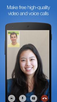 imo free HD video calls and chat APK screenshot 1