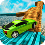 Impossible Tracks Stunt Car Racing icon