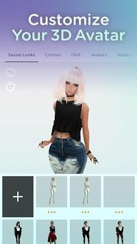 IMVU: 3D Avatar! Virtual World & Social Game APK screenshot 1