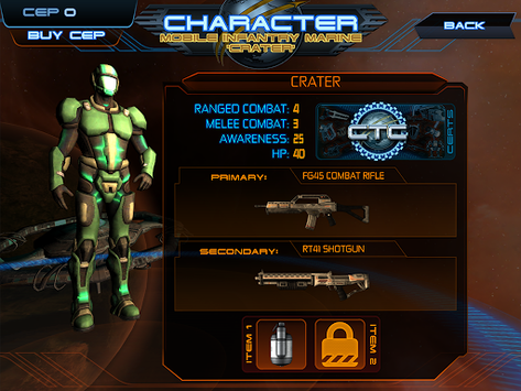 Line Of Defense Tactics APK screenshot 1