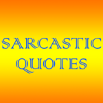 Sarcastic Quotes - Daily Quotes icon