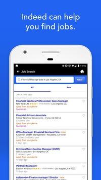 Indeed Job Search APK screenshot 1