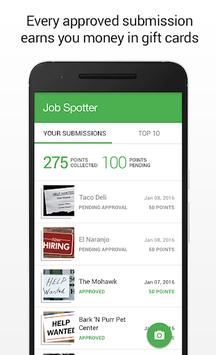 Job Spotter APK screenshot 1