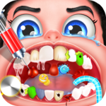 Virtual Crazy Dentist - Kids Doctor Games icon
