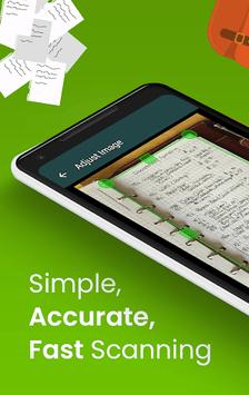 Clear Scan: Free Document Scanner App,PDF Scanning APK screenshot 1