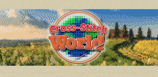 Cross-Stitch World pc screenshot