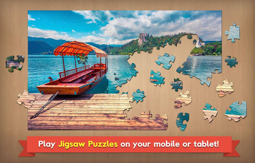Just Jigsaws APK screenshot 1