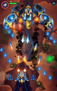 Infinity Shooting: Galaxy War APK screenshot 1