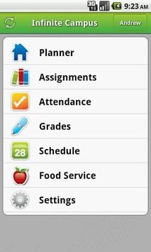 Infinite Campus Mobile Portal APK screenshot 1